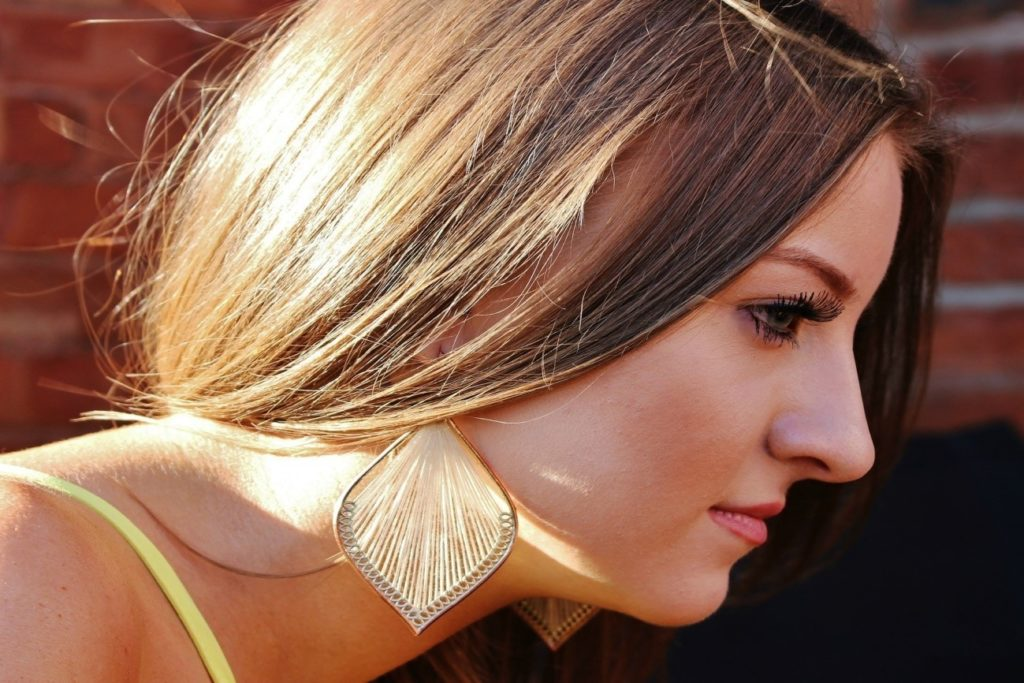 ナールスゲン化粧品で美しくなった女性